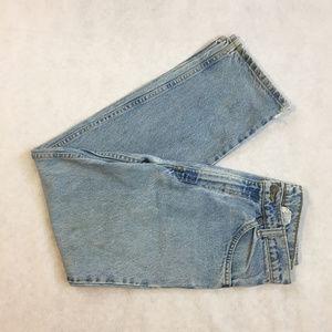 Vintage Levi's Blank Orange Tag 550 Jeans